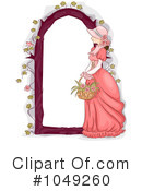 Royalty-Free (RF) Valentine Clipart Illustration #1049260