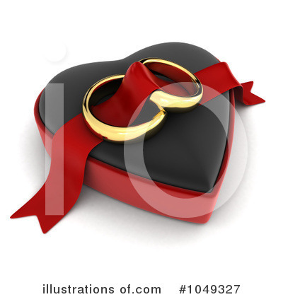 Wedding Ring Clipart #1049327 by BNP Design Studio