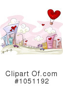 Royalty-Free (RF) Valentine Clipart Illustration #1051192