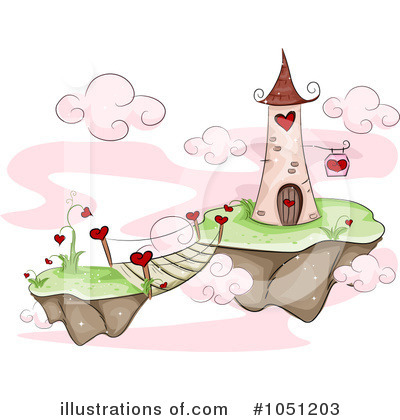 Island Clipart #1051203 by BNP Design Studio