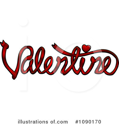 Valentine Clipart #1090170 by BNP Design Studio