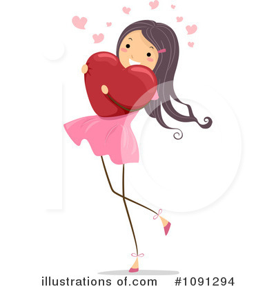 Valentine Clipart #1091294 by BNP Design Studio