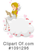 Royalty-Free (RF) Valentine Clipart Illustration #1091296