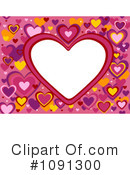Valentine Clipart #1091300 by BNP Design Studio