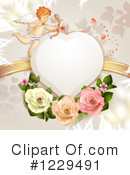 Royalty-Free (RF) Valentine Clipart Illustration #1229491