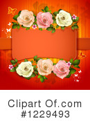 Royalty-Free (RF) Valentine Clipart Illustration #1229493