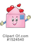 Royalty-Free (RF) Valentine Clipart Illustration #1524540