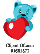 Valentine Clipart #1681872 by Morphart Creations
