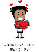 Valentine Clipart #215187 by Cory Thoman