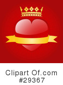 Royalty-Free (RF) valentine Clipart Illustration #29367