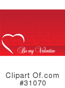 Valentine Clipart #31070 by Eugene