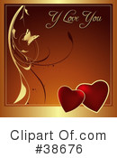 Royalty-Free (RF) Valentine Clipart Illustration #38676