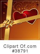 Royalty-Free (RF) Valentine Clipart Illustration #38791