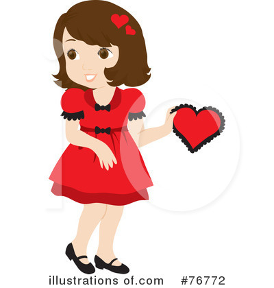 Dress Clipart #76772 by Rosie Piter