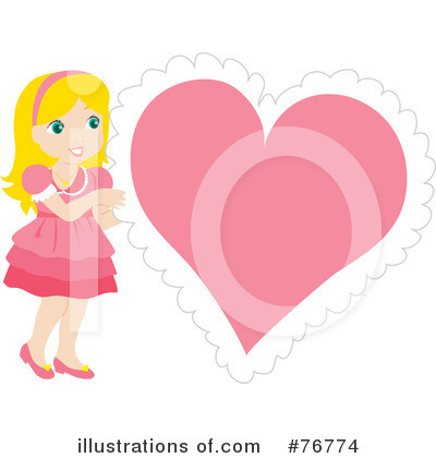 Hearts Clipart #76774 by Rosie Piter