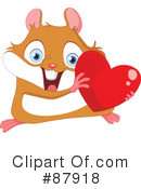 Royalty-Free (RF) Valentine Clipart Illustration #87918