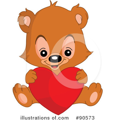 Teddy Bear Clipart #90573 by yayayoyo
