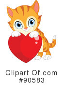 Royalty-Free (RF) Valentine Clipart Illustration #90583