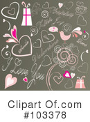 Royalty-Free (RF) Valentines Day Clipart Illustration #103378