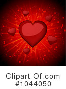 Valentines Day Clipart #1044050 by elaineitalia
