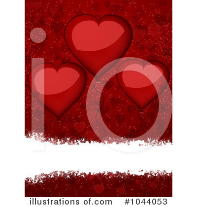 Hearts Clipart #1044053 by elaineitalia