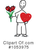 Valentines Day Clipart #1053975 by Frog974