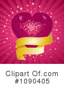 Royalty-Free (RF) Valentines Day Clipart Illustration #1090405