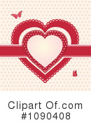 Royalty-Free (RF) Valentines Day Clipart Illustration #1090408