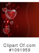 Royalty-Free (RF) valentines day Clipart Illustration #1091959
