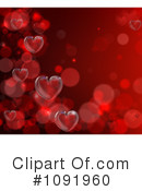 Royalty-Free (RF) Valentines Day Clipart Illustration #1091960