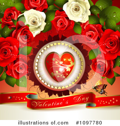 Valentine Clipart #1097780 by merlinul