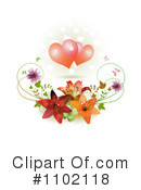 Valentines Day Clipart #1102118 by merlinul