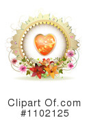 Valentines Day Clipart #1102125 by merlinul
