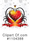 Valentines Day Clipart #1104388 by merlinul