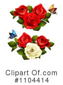Valentines Day Clipart #1104414 by merlinul