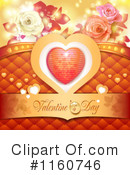 Royalty-Free (RF) Valentines Day Clipart Illustration #1160746