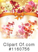 Royalty-Free (RF) Valentines Day Clipart Illustration #1160756