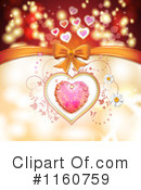 Royalty-Free (RF) Valentines Day Clipart Illustration #1160759