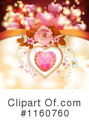 Royalty-Free (RF) Valentines Day Clipart Illustration #1160760