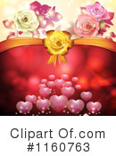Royalty-Free (RF) Valentines Day Clipart Illustration #1160763