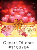 Royalty-Free (RF) Valentines Day Clipart Illustration #1160764