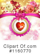 Valentines Day Clipart #1160770 by merlinul
