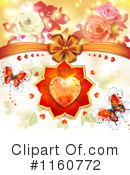 Valentines Day Clipart #1160772 by merlinul