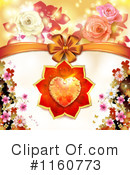 Valentines Day Clipart #1160773 by merlinul