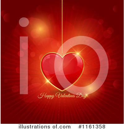 Heart Clipart #1161358 by KJ Pargeter