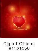 Royalty-Free (RF) Valentines Day Clipart Illustration #1161358