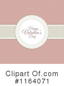 Valentines Day Clipart #1164071 by KJ Pargeter