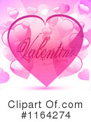 Royalty-Free (RF) Valentines Day Clipart Illustration #1164274