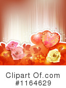 Royalty-Free (RF) Valentines Day Clipart Illustration #1164629