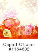 Royalty-Free (RF) Valentines Day Clipart Illustration #1164632